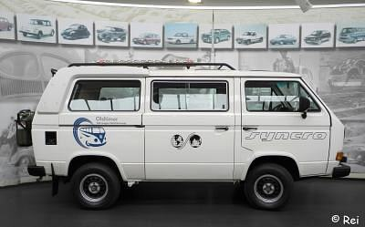 Vw Bus T3 Synchro 1985