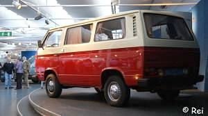 VW T3 Modelle